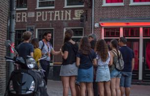 Guided Walking Tour of Amsterdam's Red Light District
