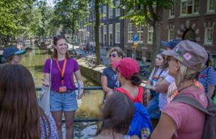 Guided Walking Tour in the Footsteps of Anne Frank - Amsterdam