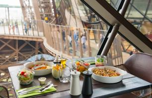 Chic Picnic at 58 Tour Eiffel Restaurant – 1st floor of the Eiffel Tower