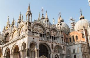 Walking Tour of Venice & St Mark's Basilica – Skip-the-line tickets