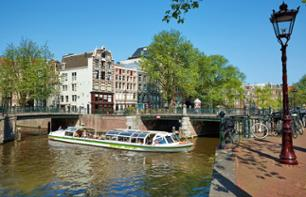 Amsterdam Canal Cruise Pass – 1 or 2 days