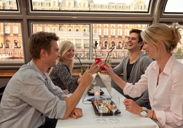 Ver la ciudad,City tours,Visitas en barco o acuáticas,Cruises, sailing & water tours,Crucero por los canales,Canal Cruise,Nocturno