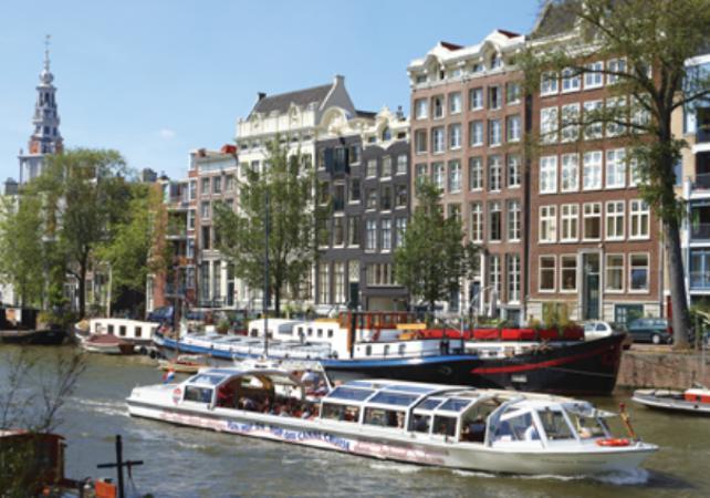 Le meilleur d'Amsterdam en bateau