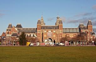 Fast-Track Entry to the Rijksmuseum + Amsterdam Canal Cruise