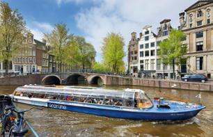 Tour of the Rembrandt House Museum and Cruise Along Amsterdam's Canals – Priority-access ticket