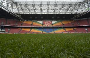Tour of Ajax Amsterdam Stadium + Canal Cruise