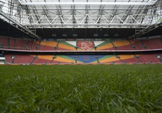 Photo Visite du stade de l'Ajax d'Amsterdam et croisière sur les canaux
