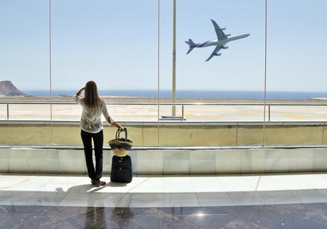 Transfert en véhicule privé de votre hôtel à l'aéroport de Lisbonne