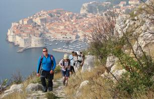 Hike in Dubrovnik