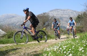 Bike Ride in Konavle Valley & Wine Tasting – Departing from Dubrovnik