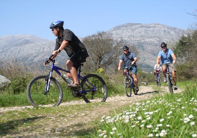 Photo Excursion en vélo dans la vallée Konavle et dégustation de vins – Au départ de Dubrovnik