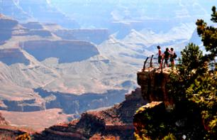 Excursão ao Grand Canyon South Rim com parada na Barragem Hoover - VIP Tour saindo de Las Vegas