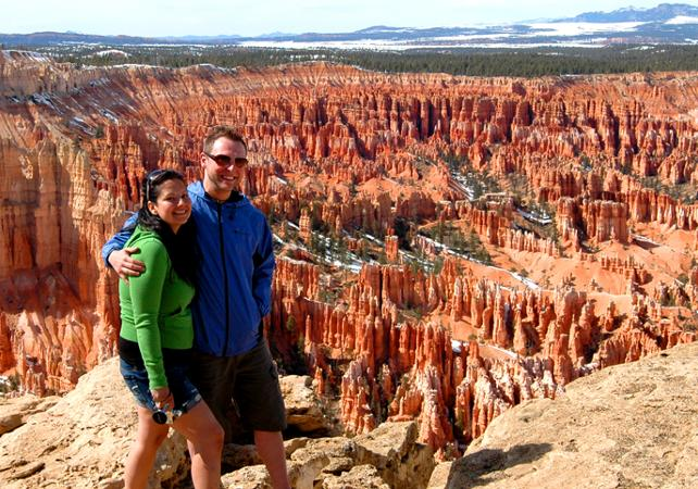 Photo Excursion au Bryce Canyon – VIP tour