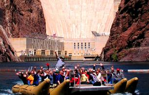 Colorado River Rafting + Visit to the Hoover Dam
