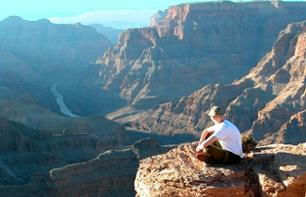 Trip to the West Rim of the Grand Canyon, Cowboy activities and Hoover dam visit