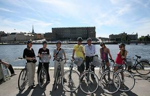 Guided Cycling Tour of Stockholm