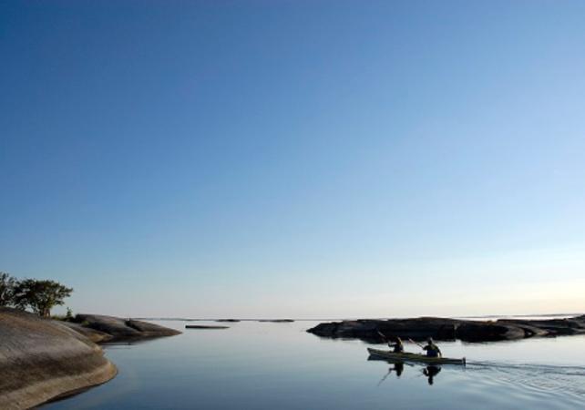 Stockholm Archipelago Kayak Tour