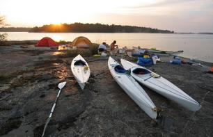 3-Day Kayak Excursion in the Stockholm Archipelago