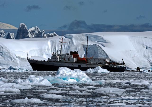 Croisière en Antarctique au départ d'Ushuaia : 11 jours / 10 nuits dans la péninsule Antarctique et  les îles Shetland du Sud image 11