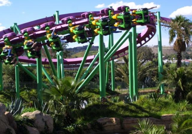 parc attraction johannesburg