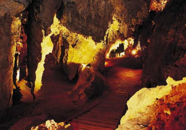 Photo Excursion aux grottes préhistoriques de Sterkfontein, le berceau de l'humanité