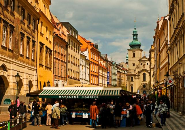 Photo Visite guidée de la vieille ville et de Malá Strana à Prague