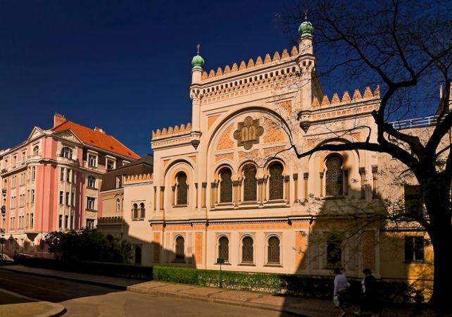 Photo Visite guidée du quartier juif de Prague