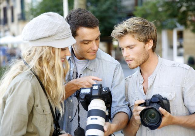 Cours de photo professionnel : prendre en main son reflex - Paris -