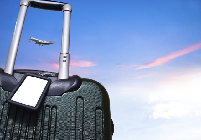Transfert en navette partagée entre l'Aéroport International de S.F. et votre hôtel à San Francisco - San Francisco -