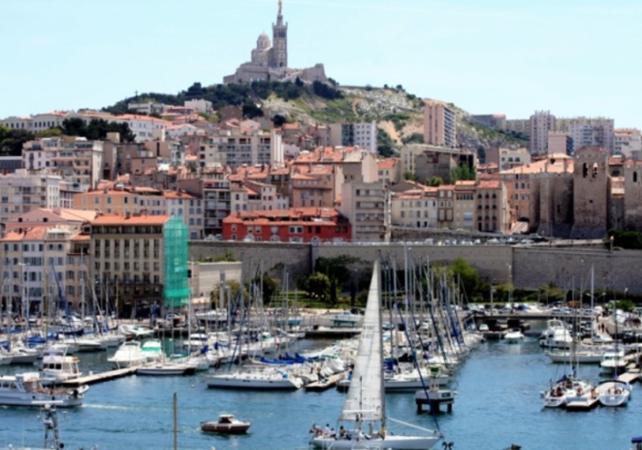 Tour privé de Marseille – 2h