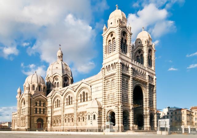 Tour privé de Marseille – 4h