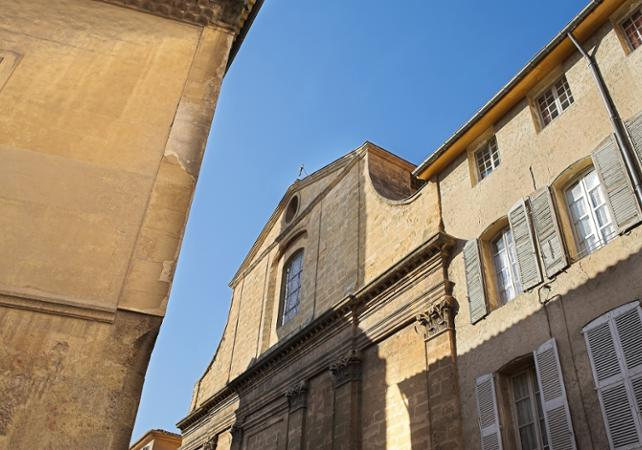 Guided Tours Of The City Private Guided Tour Of Aix En Provence  3 Hours