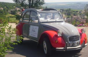 Long circuit vineyards & Reims heritage by 2CV