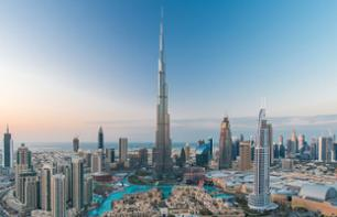 Visit the 124th Floor of the Burj Khalifa, the World's Highest Tower – Easy Access