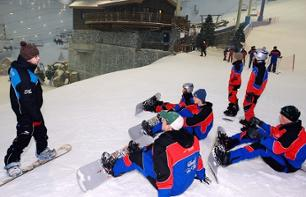 Skiing in Dubai: 2-Hour Pass – Entry to the indoor pistes + hire of full snowboard or ski equipment