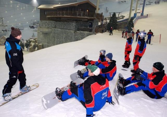 Ski duba duba pistes de ski ceetiz for Piste de ski interieur
