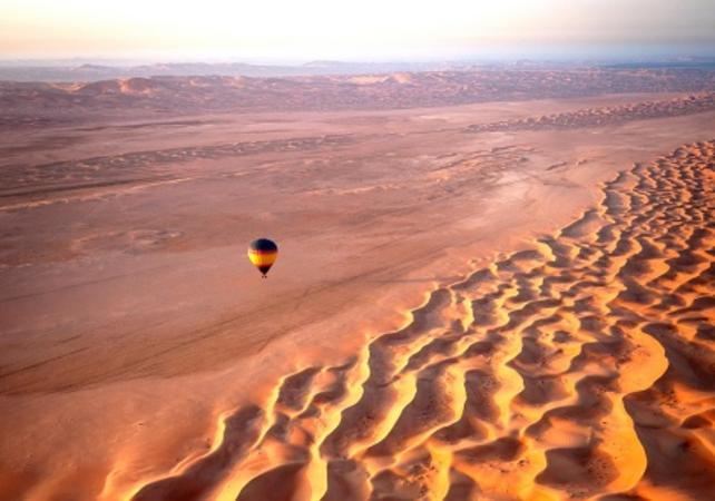 montgolfiere a dubai