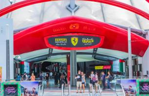 Ferrari World Abu Dhabi Theme Park Tickets