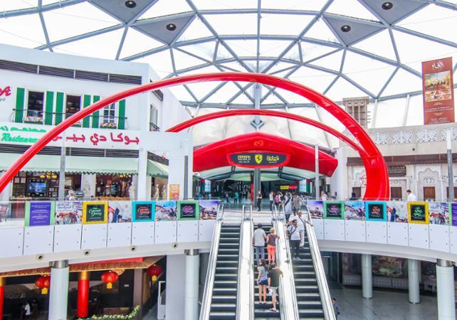 Eintrittsticket Für Den Themenpark Ferrari World Ferrari World Ab Dubai