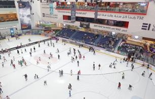 Tickets for the Dubai Ice Rink