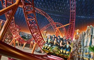 Tickets for IMG Worlds of Adventure – The largest indoor amusement park in Dubai