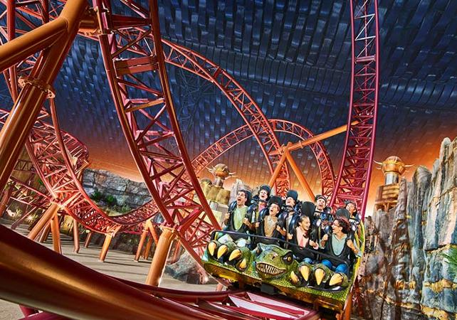 Img Worlds Of Adventure Tickets For Img Worlds Of Adventure The Largest Indoor Amusement Park In Dubai