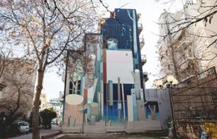 Guided Street Art Tour - Urban Art - Athens