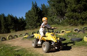 Mini-quad Circuit for Children at La Molina - 2 hours from Barcelona