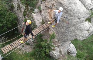 Via Ferrata in the Spanish Pyrenees - 1 hour 30 min from Girona and 2 hours from Barcelona