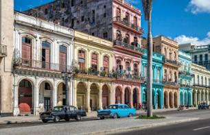 Guided Tour of Havana by Minibus and on Foot