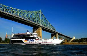 Sighseeing Cruise on the Saint Lawrence River - in Montreal