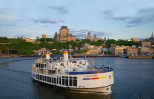 Day Trip to Quebec with Cruise to Saint-Laurent - Departs from Montreal