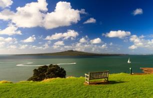 Boat Ride & Walk to the Top of Rangitoto Volcano