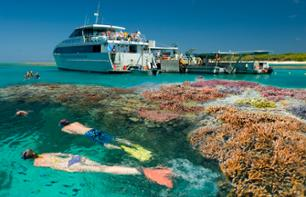 3-Day Excursion of the Great Barrier Reef – Leaving from Brisbane